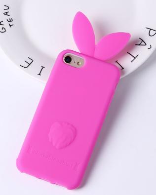 чехол зайчик для iphone