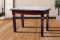Стол обеденный раскладной массив дуба Кайман