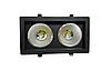 Светодиодный светильник 36Вт 4200K SC36WK BL 240x125мм черный