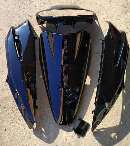 Комплект пластика HONDA DIO AF-28 +голова+спойлер, фото 2