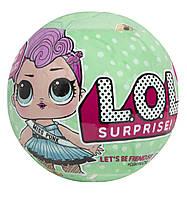 Большой шар L. O. L.548447 Игровой набор с куклой - Сезон 2оригинал