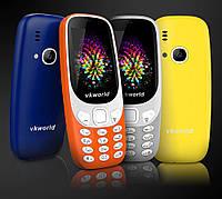 Телефон VKworld Z3310 (Nokia 3310)