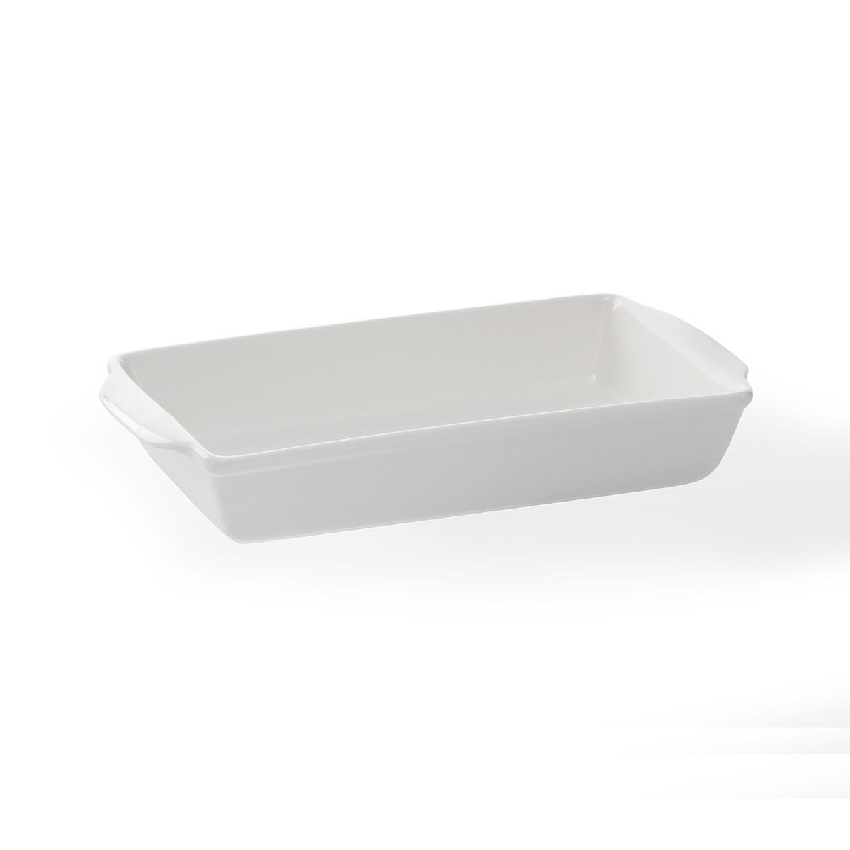 """Форма прямоугольная """"White"""" (33х18 см.)"""