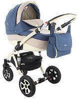 Детская универсальная коляска Adamex Barletta 94L (2 в1) купить оптом и в розницу в Украине 7 километр