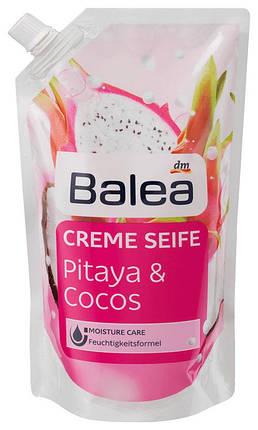 Жидкое мыло Balea с ароматом питаи и кокоса запаска 500мл, фото 2