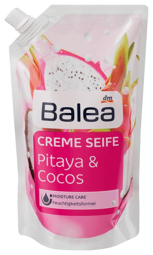 Жидкое мыло Balea с ароматом питаи и кокоса запаска 500мл