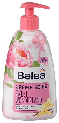 Жидкое мыло Balea sweet wonderland с ароматом розы и ванили 500мл, фото 2