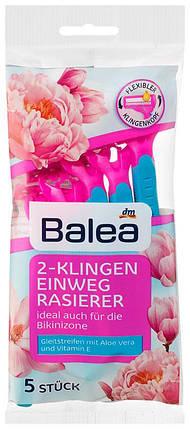 Станки одноразовые для депиляции Balea 5шт для зоны бикини, фото 2
