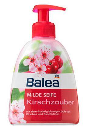 Жидкое мыло для рук Магия Вишни Balea 300мл, фото 2