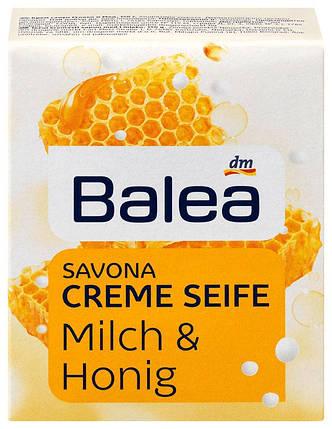 Мыло Balea с ароматом молока и меда 150г, фото 2
