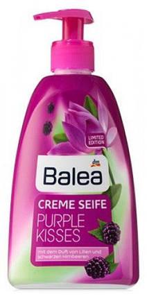 Жидкое мыло Balea Purple Kisses с дозатором 500мл, фото 2