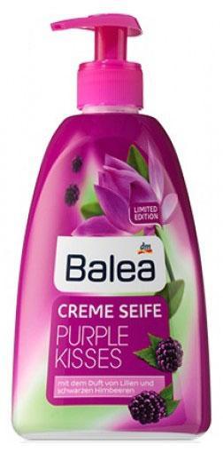 Жидкое мыло Balea Purple Kisses с дозатором 500мл