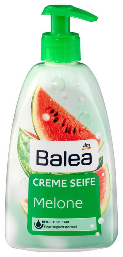 Жидкое мыло Balea с ароматом арбуза с дозатором 500мл