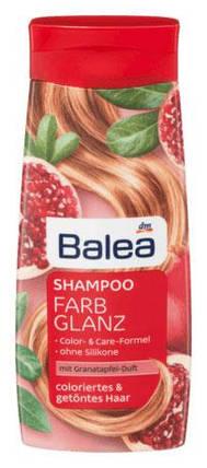 Шампунь Balea Farb Glanz для окрашенных волос гранат 300мл, фото 2