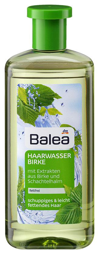 Лосьон для кожи головы Balea береза 500мл