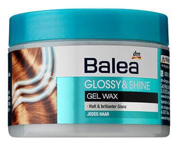 Воск-гель для волос Balea глянцевый блеск 75мл, фото 2