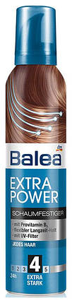 Пена для укладки волос Balea экстра сильная фиксация 250мл, фото 2