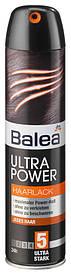 Лак для волос Balea Ultra Power экстремальная  фиксация 300мл