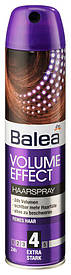 Лак для волос Balea придание объема 300мл