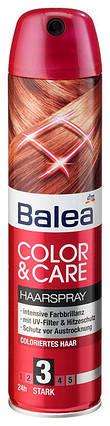 Лак для волос Balea для окрашенных волос 300мл, фото 2
