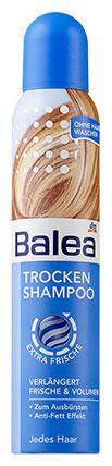 Сухой шампунь Balea для освежения волос 200мл, фото 2