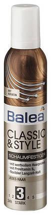 Пена для укладки волос Balea классическая 250мл, фото 2