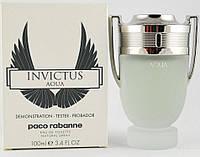 Paco Rabanne Invictus Aqua 100 мл тестер