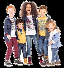 Детская одежда Carter's, OshKosh, Wippette, iXtreme, H&M