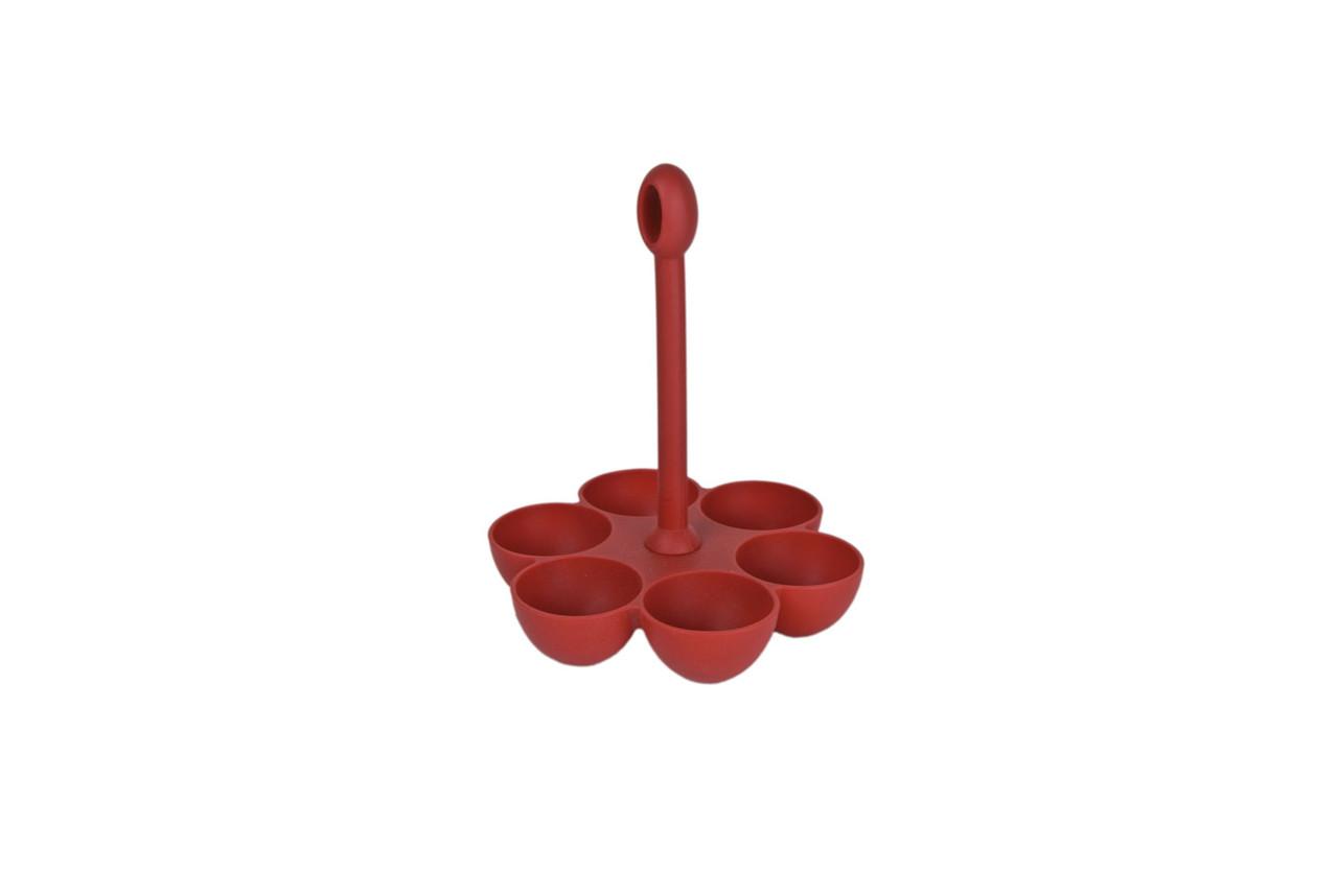 Форма силиконовая для варки яиц Granchio SilicoFlex 88420 (15x19cм)