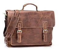 TIDING BAG Мужской кожаный портфель TIDING BAG G8870B, фото 1