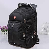 Рюкзак SwissGear городской универсальный 7125, черный, фото 1