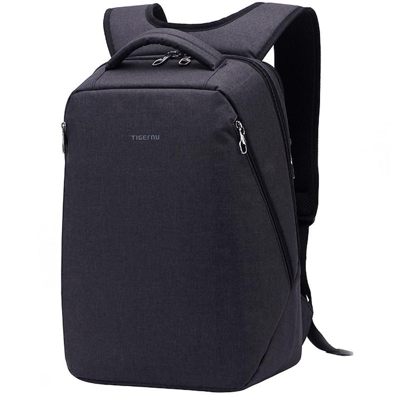 """Фирменный рюкзак для ноутбука Тigernu T-B3164 17"""" чёрный"""