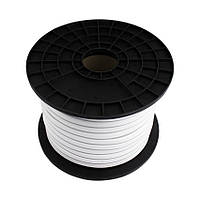 Светодиодный неон гибкий Белый Premium 12В