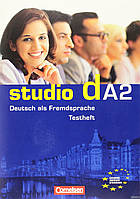 Studio D: Testheft A2 (+CD)