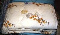 Одеяло Билана Лотос полуторного размера.