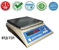 Весы фасовочные ВТД-3Т3Л Днепровес