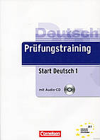 Prufungstraining Daf: Start Deutsch 1. Ubungsbuch (+CD)
