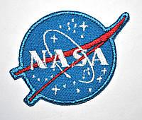 Нашивка патч NASA
