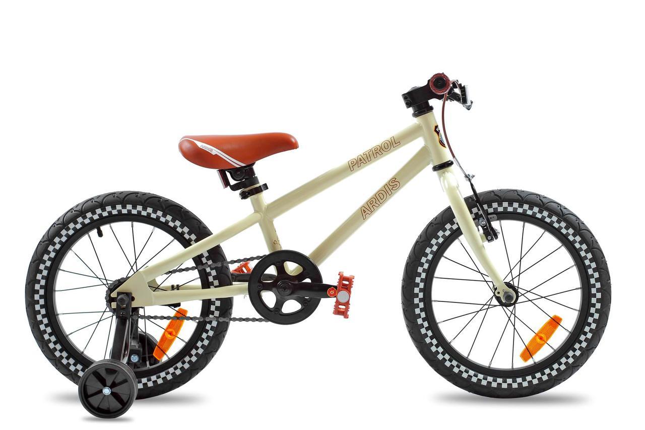 """Детский велосипед ARDIS PATROL BMX 16""""  Бежевый"""