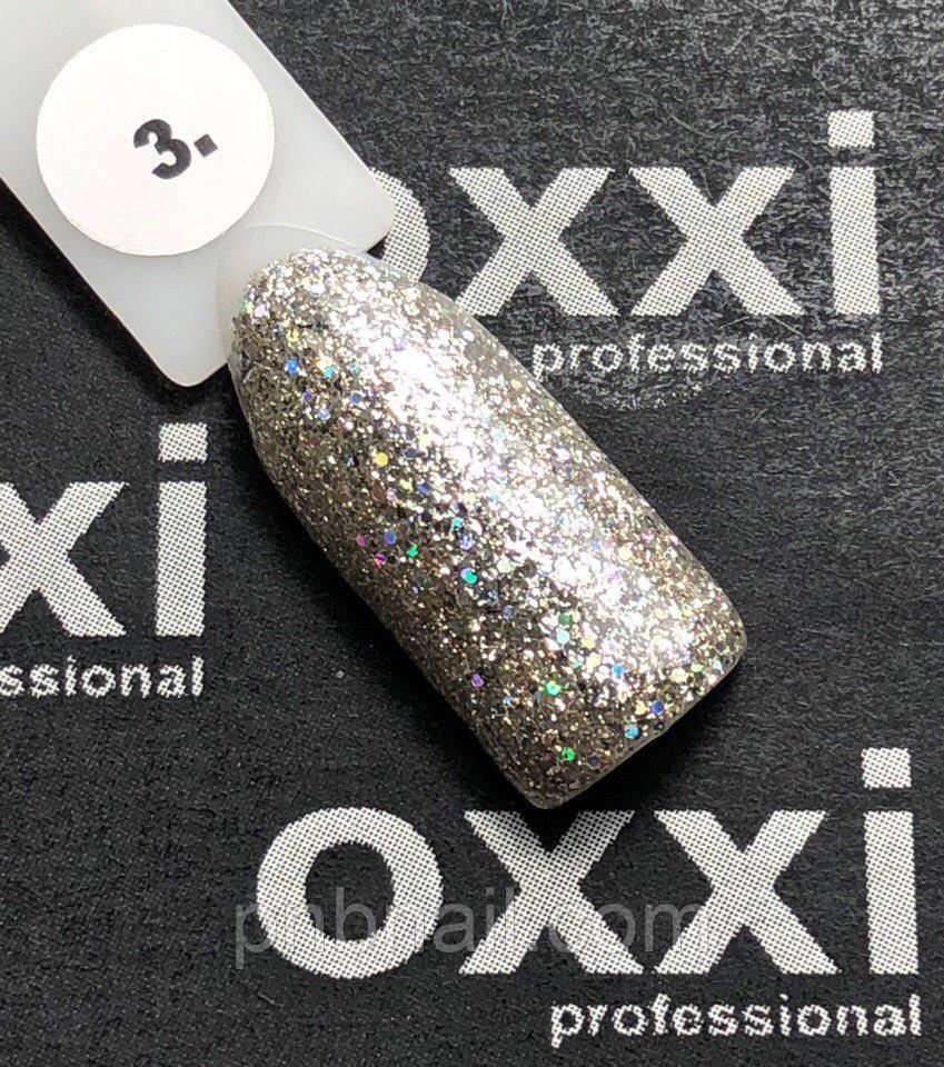 Гель-лаки OXXI Star Gel № 03 , 8 мл