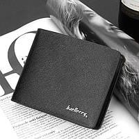 Мужской кошелек Baellerry Cavallero Black (WLT-BLR-2555-01)