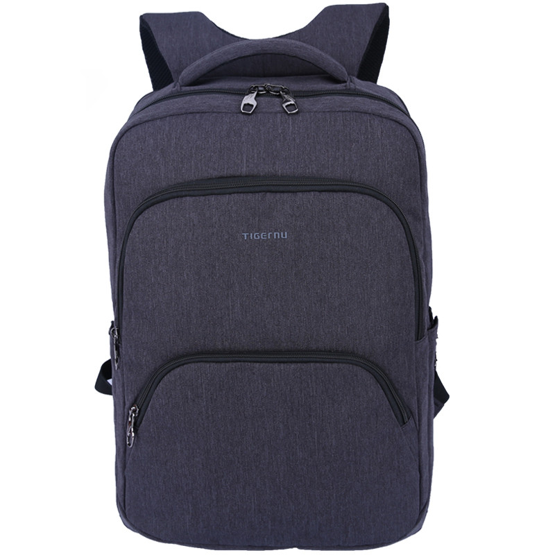 """Фирменный рюкзак для ноутбука Тigernu T-B3189 17"""" чёрный"""