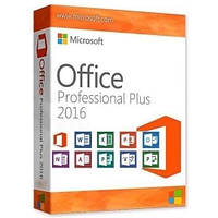 Microsoft Office Professional 2016 Plus Полная версия/1ПК