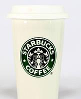 Керамическая чашка стакан StarBucks HY101  Новинка!