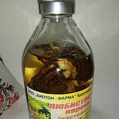 """Настойка """"Любисток""""-  в качестве мочегонного средства при болезнях почек (250мл)"""