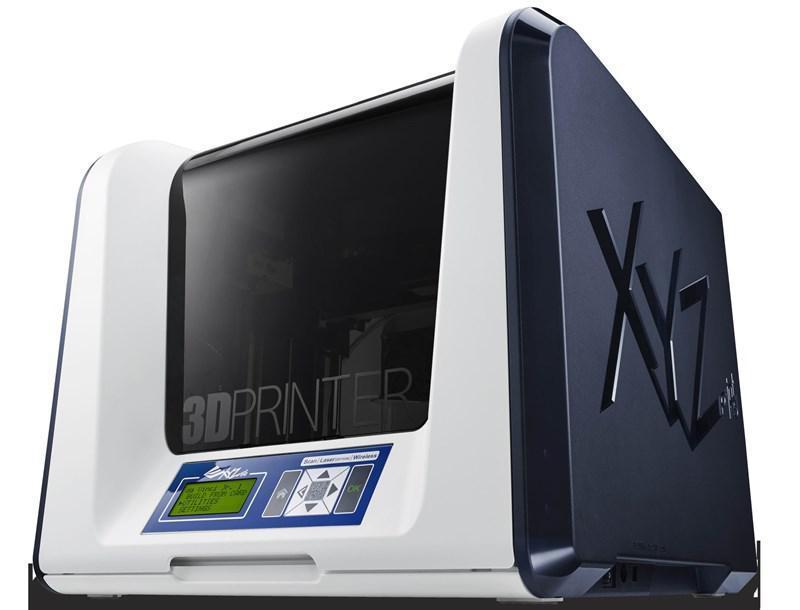 Принтер 3D XYZprinting da Vinci Junior 3-в-1 WiFi