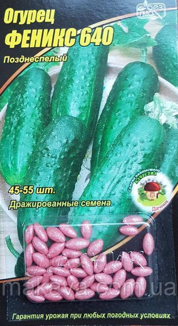 Огурец Феникс 640