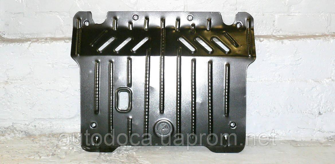 Защита картера двигателя и кпп Daihatsu Sirion  2006-