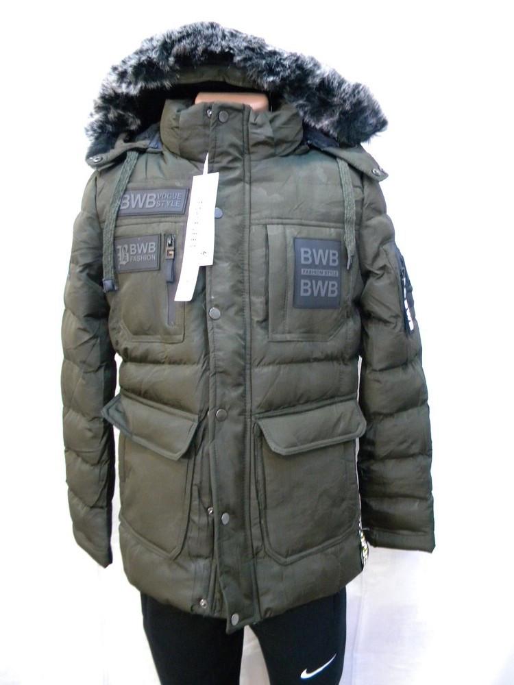 Куртка зимова 17071