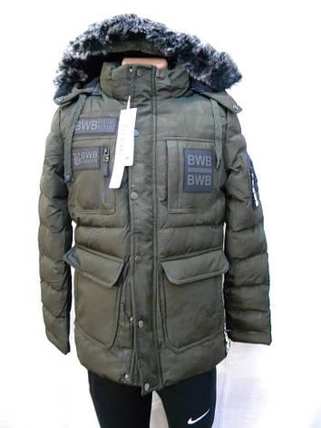 Куртка зимова 17071, фото 2